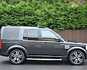 2014/63 Land Rover Discovery 4 HSE Luxury SDV6 2