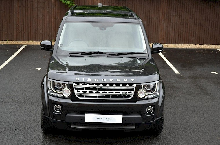 2014/63 Land Rover Discovery 4 HSE Luxury SDV6 4