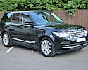 2015/15 Land Rover Range Rover Vogue TDV6 2