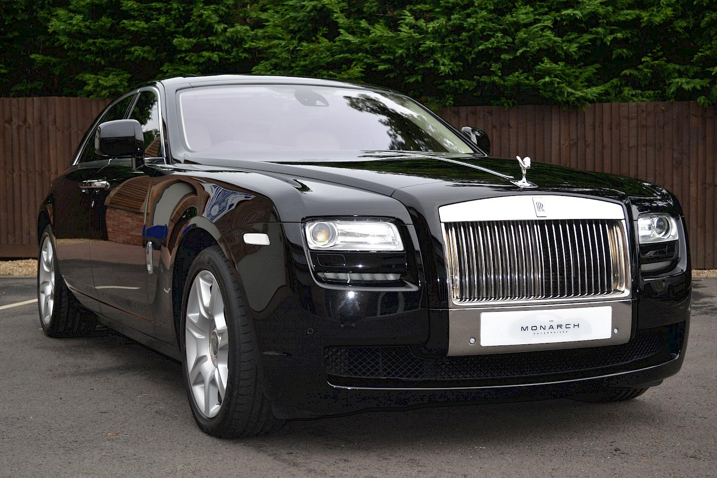 2010/10 Rolls Royce Ghost 3