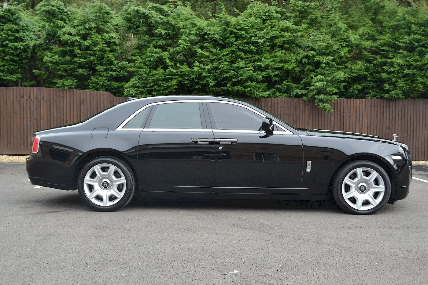 2010/10 Rolls Royce Ghost 4