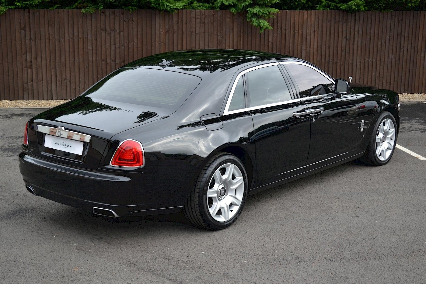 2010/10 Rolls Royce Ghost 5