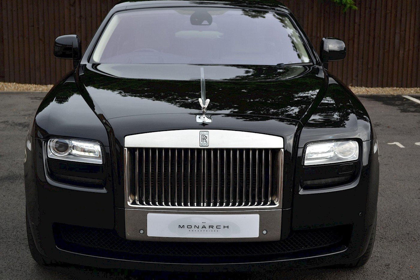 2010/10 Rolls Royce Ghost 8