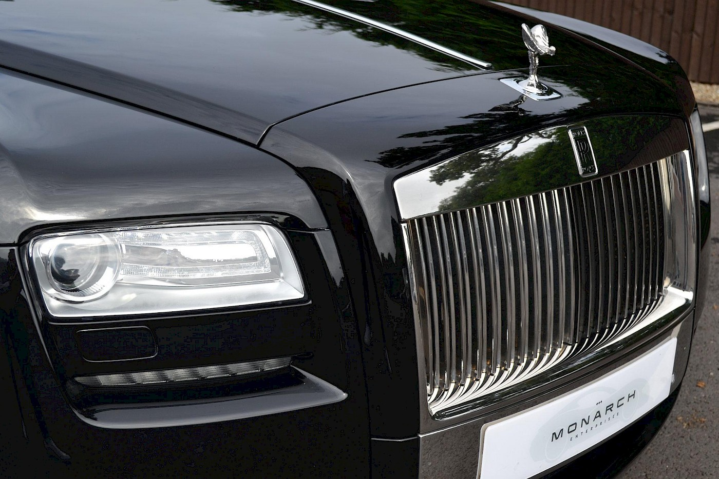 2010/10 Rolls Royce Ghost 11