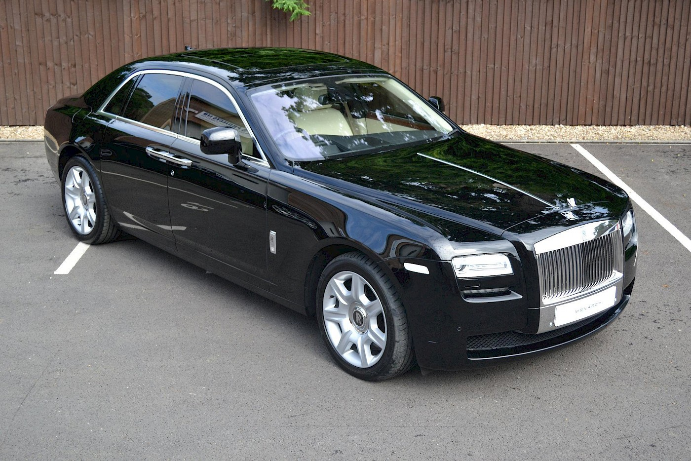 2010/10 Rolls Royce Ghost 2