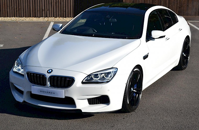 2015/65 BMW M6 Gran Coupe 4.4 DCT 2