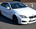 2015/65 BMW M6 Gran Coupe 4.4 DCT 1