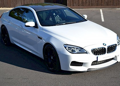 2015/65 BMW M6 Gran Coupe 4.4 DCT