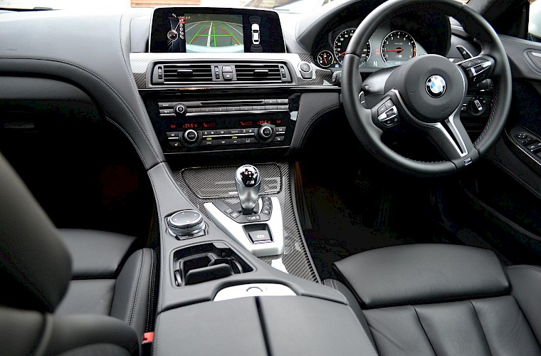 2015/65 BMW M6 Gran Coupe 4.4 DCT 18