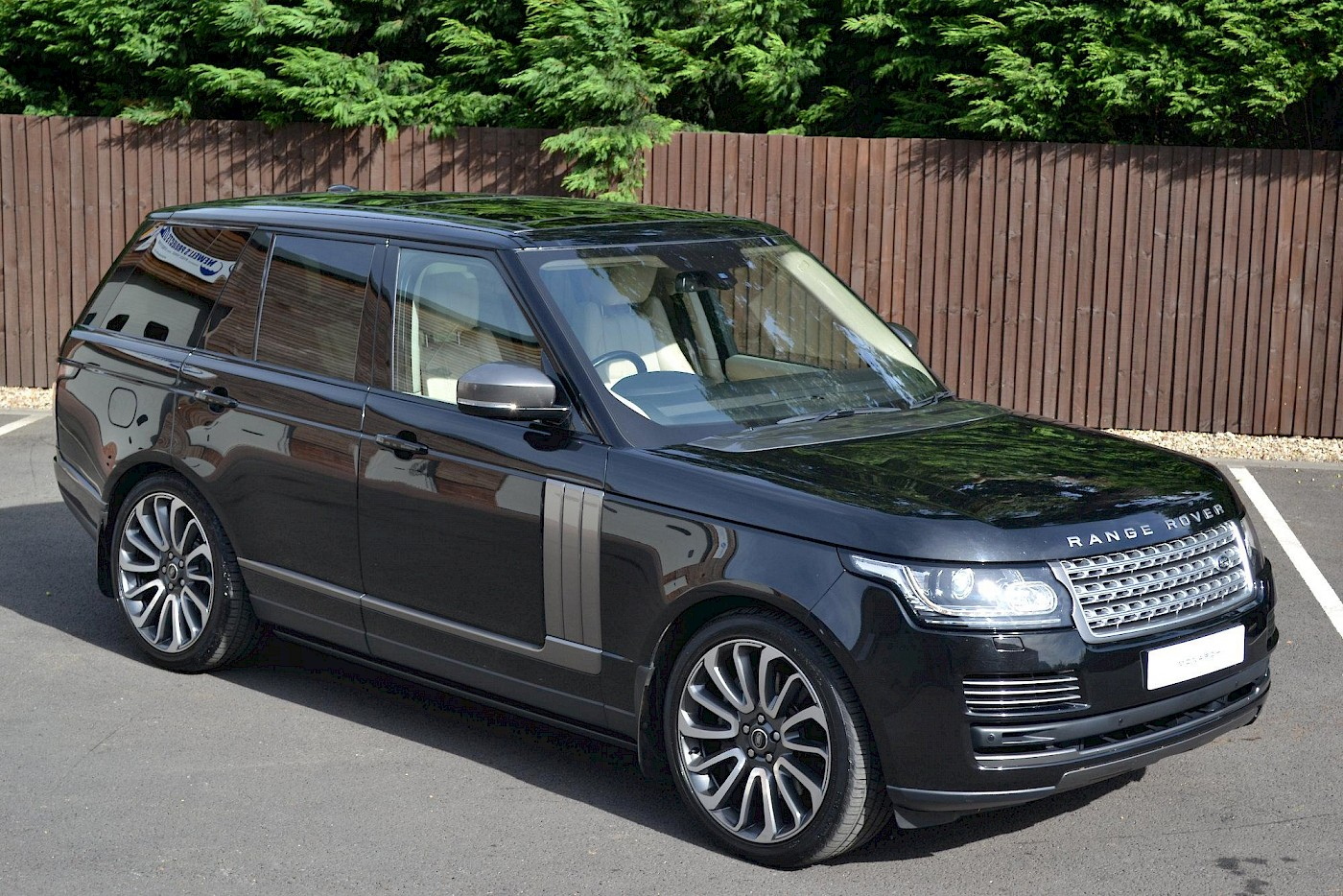 2013/13 Land Rover Range Rover Vogue 4.4 1