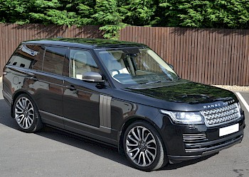 2013/13 Land Rover Range Rover Vogue 4.4