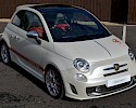 2014/14 Abarth 595 50th Anniversario Auto 1