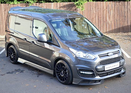 2016/66 Ford Transit Connect M Sport Limited Edition 1.5TDCI EU6