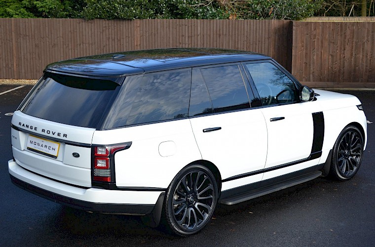 2014/14 Land Rover Range Rover Vogue 3.0 TDV6 4