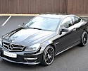 2014/64 Mercedes-Benz C63 AMG Coupe 2