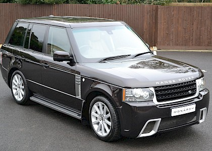 2009/59 Land Rover Range Rover KAHN 5.0 Supercharge Autobiography