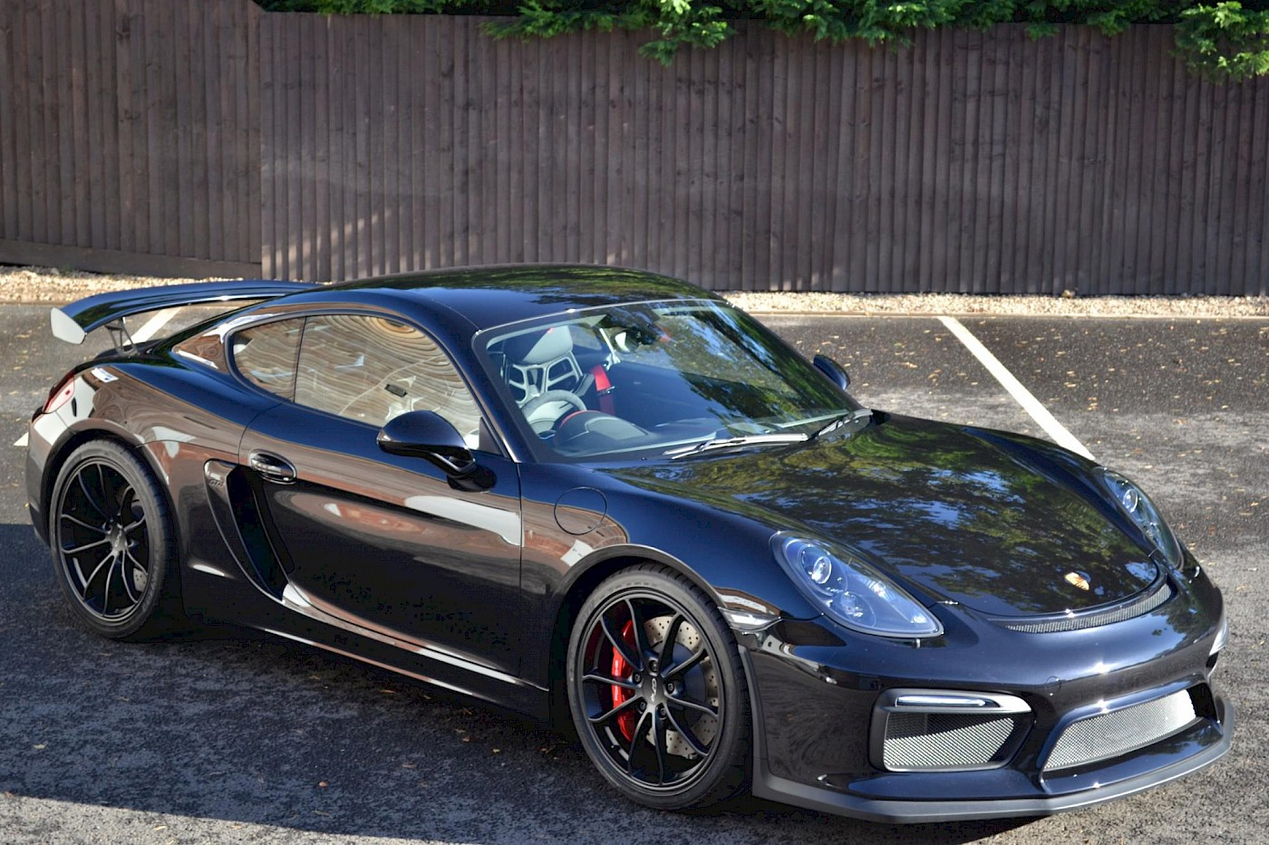 New & Unregistered Porsche Cayman GT4 1