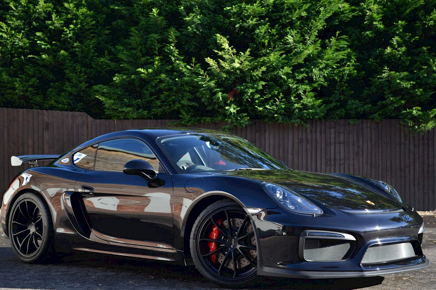New & Unregistered Porsche Cayman GT4 3