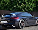 New & Unregistered Porsche Cayman GT4 11