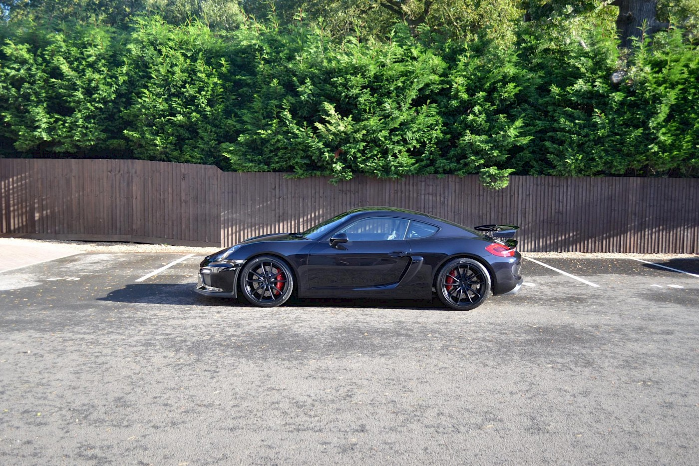 New & Unregistered Porsche Cayman GT4 10