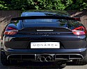 New & Unregistered Porsche Cayman GT4 17