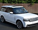 2012/62 Land Rover Range Rover 4.4 Westminster  OVERFINCH 1