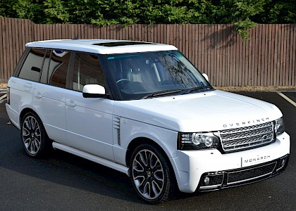 2012/62 Land Rover Range Rover 4.4 Westminster  OVERFINCH