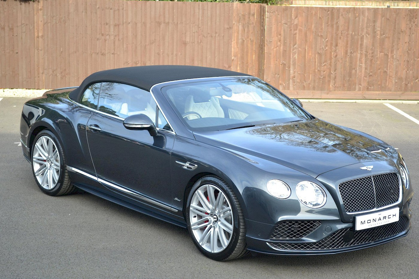 2016/16 Bentley Continental GT Speed convertible 13