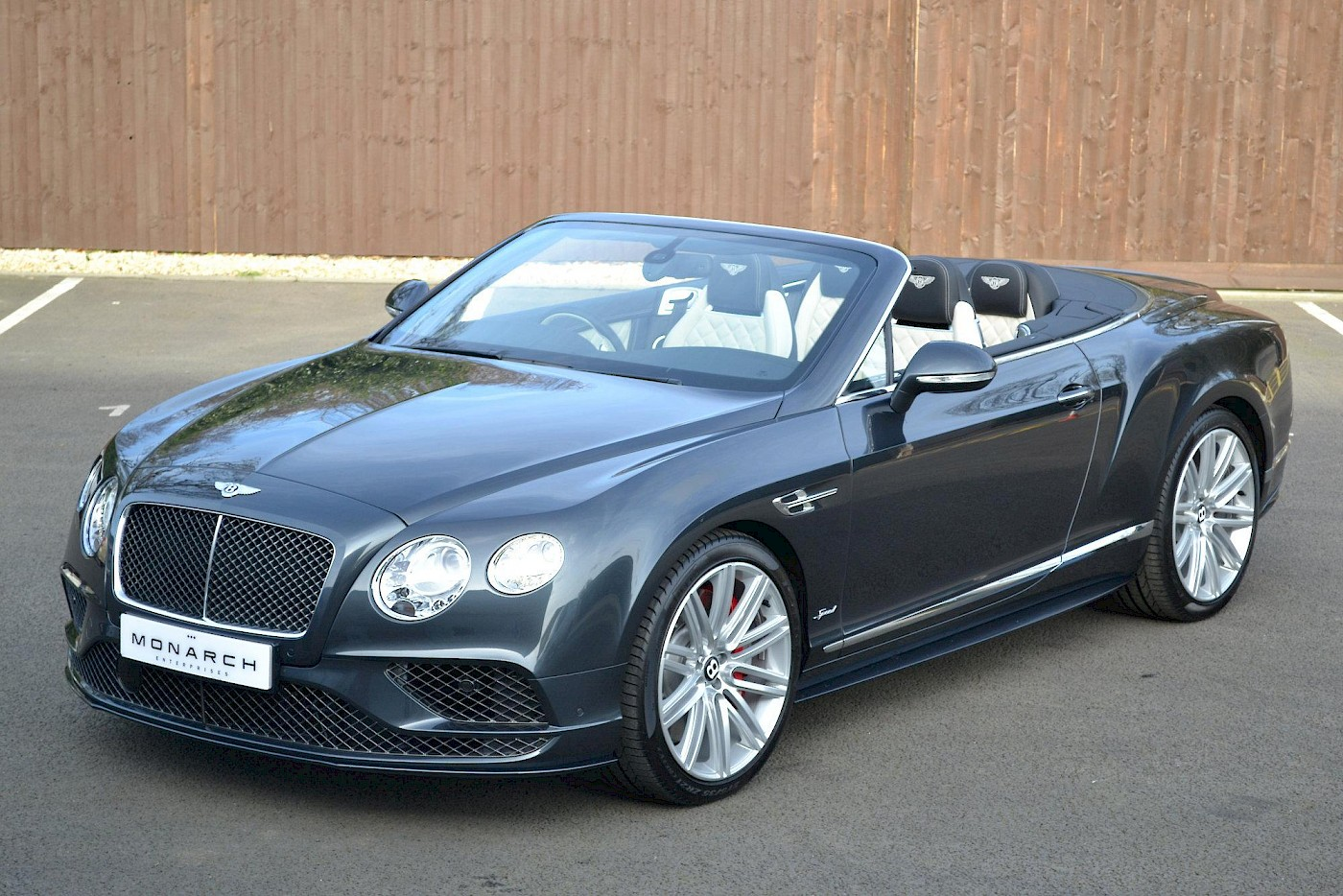 2016/16 Bentley Continental GT Speed convertible 2