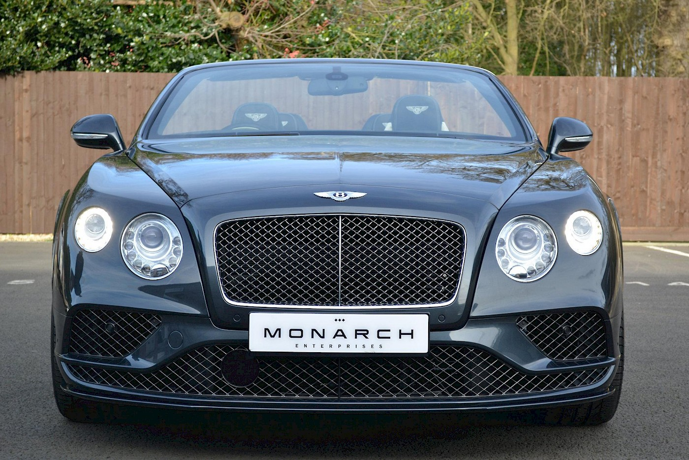 2016/16 Bentley Continental GT Speed convertible 11