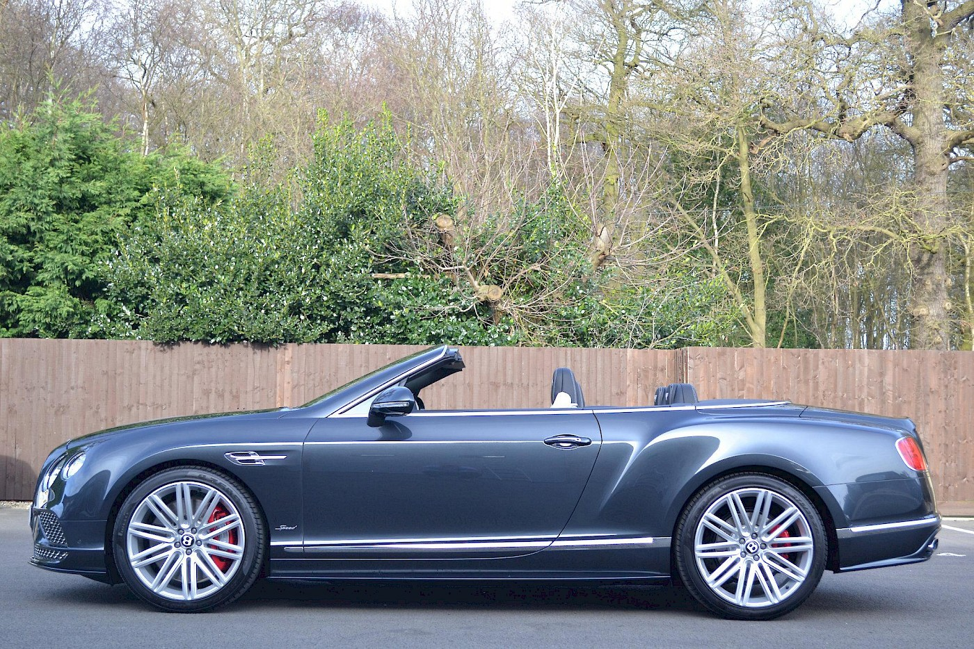 2016/16 Bentley Continental GT Speed convertible 6