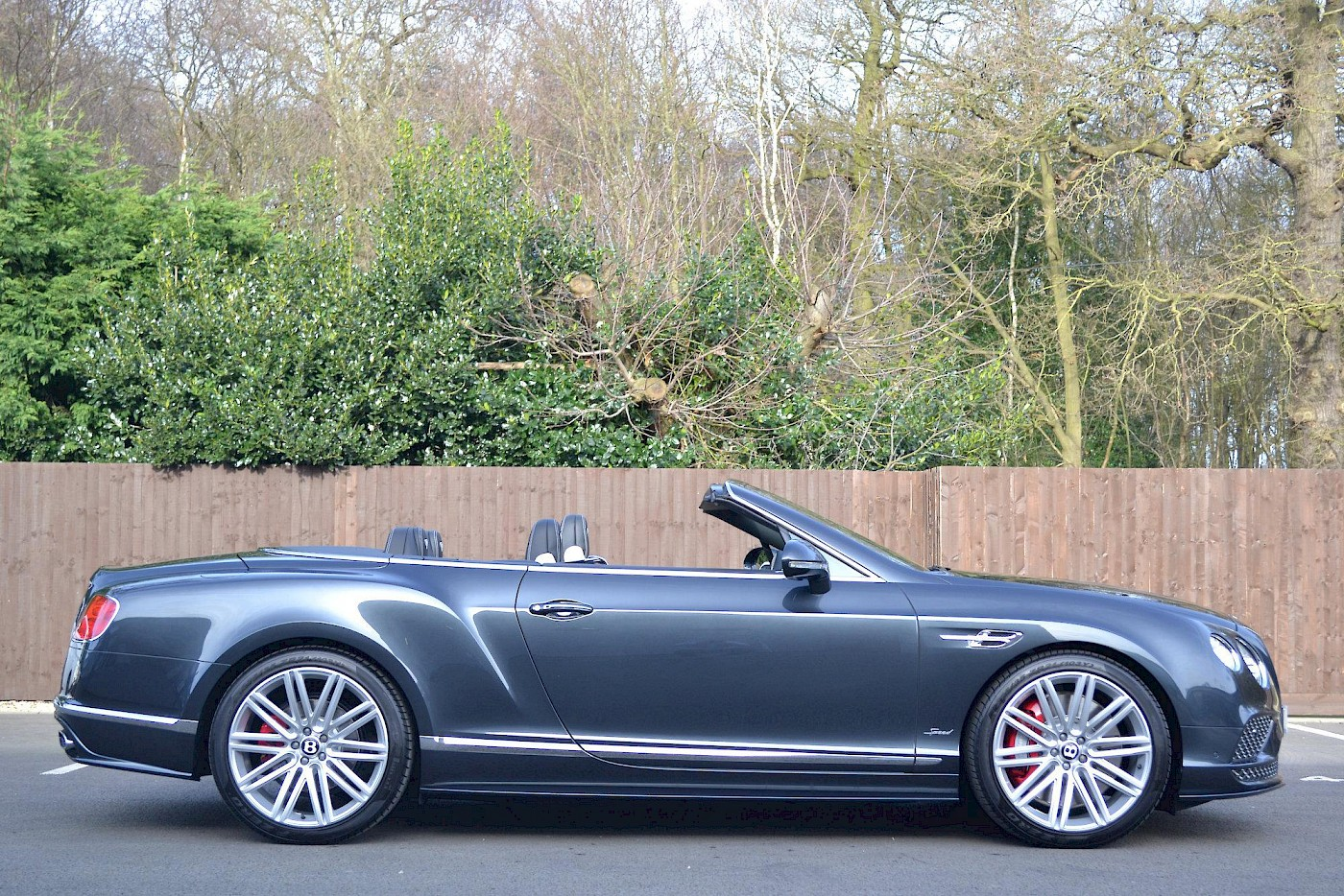 2016/16 Bentley Continental GT Speed convertible 5