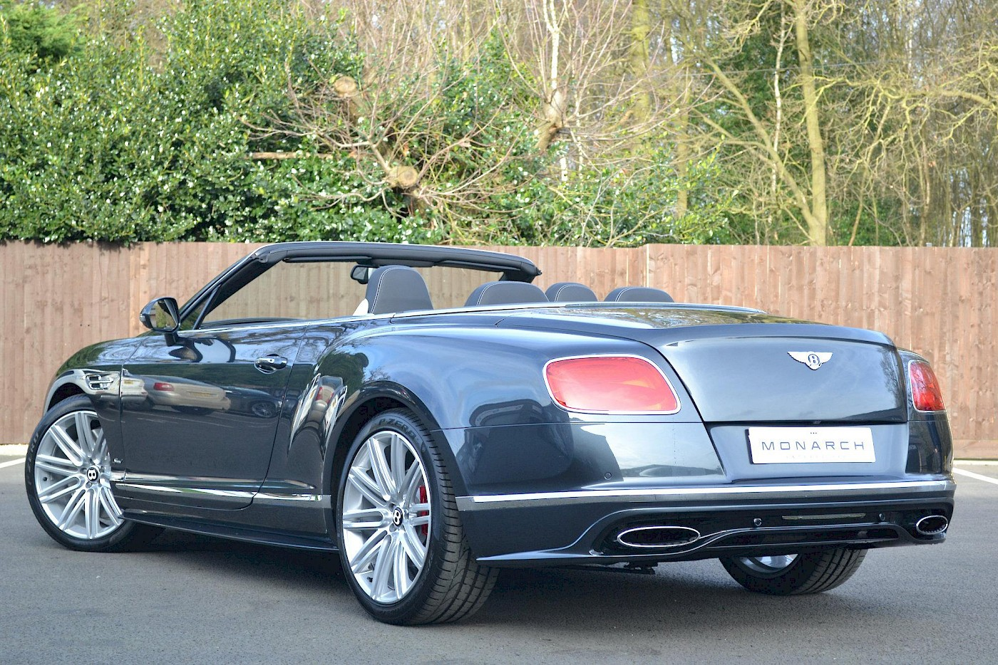 2016/16 Bentley Continental GT Speed convertible 10