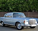 1971 RHD Mercedes-Benz 280 SE 3.5 V8 Coupe 5