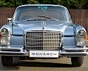 1971 RHD Mercedes-Benz 280 SE 3.5 V8 Coupe 11
