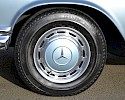 1971 RHD Mercedes-Benz 280 SE 3.5 V8 Coupe 14