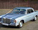 1971 RHD Mercedes-Benz 280 SE 3.5 V8 Coupe 4