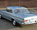 1971 RHD Mercedes-Benz 280 SE 3.5 V8 Coupe 10