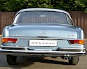 1971 RHD Mercedes-Benz 280 SE 3.5 V8 Coupe 12