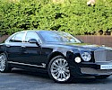 2014/63 Bentley Mulsanne Mulliner Driving specification 3
