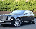 2014/63 Bentley Mulsanne Mulliner Driving specification 4