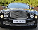 2014/63 Bentley Mulsanne Mulliner Driving specification 11