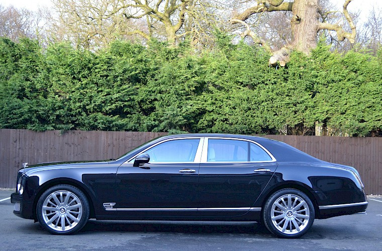 2014/63 Bentley Mulsanne Mulliner Driving specification 6