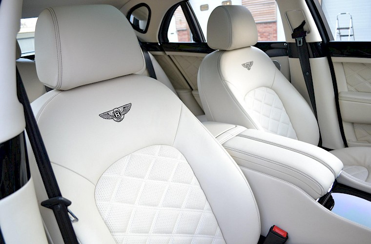 2014/63 Bentley Mulsanne Mulliner Driving specification 20