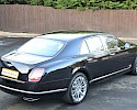 2014/63 Bentley Mulsanne Mulliner Driving specification 7
