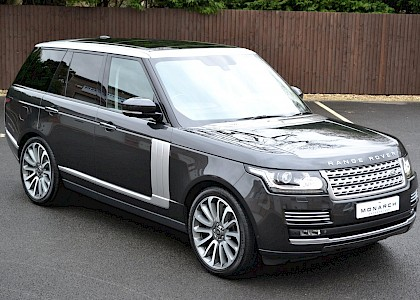 2013/63 Land Rover Range Rover 5.0 Supercharge Autobiography