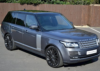 2015/15 Land Rover Range Rover 4.4 Autobiography