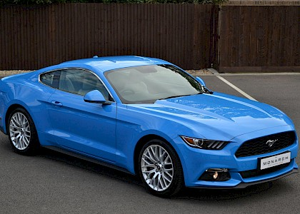 2017/17 Ford Mustang 2.3 Auto