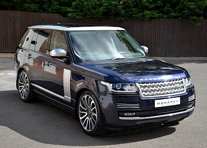 2013/63 Land Rover Range Rover 4.4 Autobiography