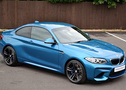 2017/17 BMW M2 Coupe DCT
